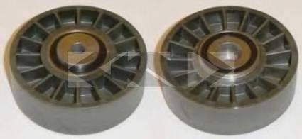 SPIDAN 66100 Паразитный / ведущий ролик, поликлиновой ремень