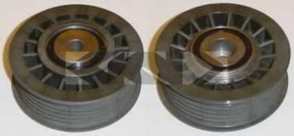 SPIDAN 66101 Паразитный / ведущий ролик, поликлиновой ремень