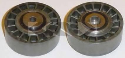 SPIDAN 70052 Паразитный / ведущий ролик, поликлиновой ремень