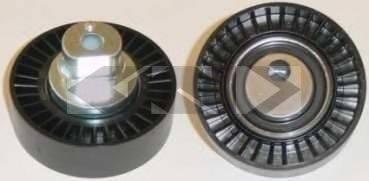 SPIDAN 66007 Паразитный / ведущий ролик, поликлиновой ремень
