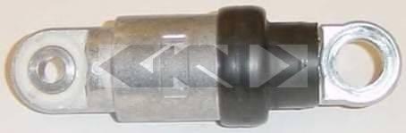 SPIDAN 66022 Амортизатор, поликлиновой ремень