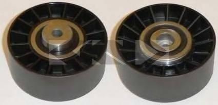 SPIDAN 66109 Паразитный / ведущий ролик, поликлиновой ремень