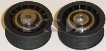 SPIDAN 66110 Паразитный / ведущий ролик, поликлиновой ремень