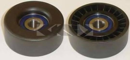 SPIDAN 66154 Паразитный / ведущий ролик, поликлиновой ремень