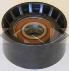 SPIDAN 66597 Паразитный / ведущий ролик, поликлиновой ремень