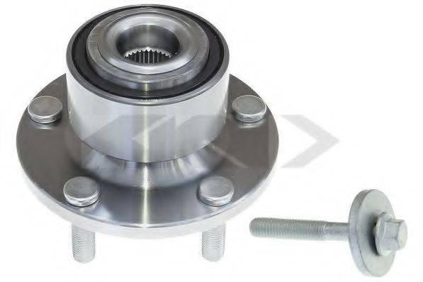 SPIDAN 27535 Комплект подшипника ступицы колеса