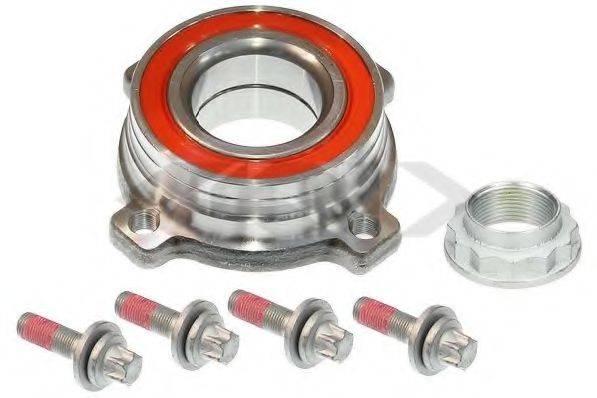 SPIDAN 72101 Комплект подшипника ступицы колеса