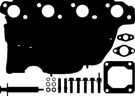 Монтажный комплект, компрессор ELRING 733.570