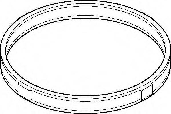 ELRING 888613 Прокладка, корпус впускного коллектора