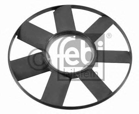 FEBI BILSTEIN 01595 Крыльчатка вентилятора, охлаждение двигателя