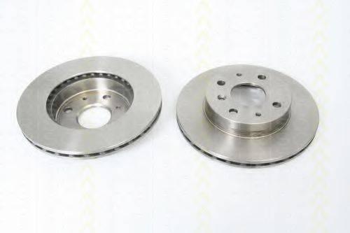 TRISCAN 812041108 Тормозной диск