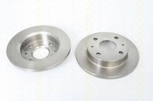 TRISCAN 812041109 Тормозной диск