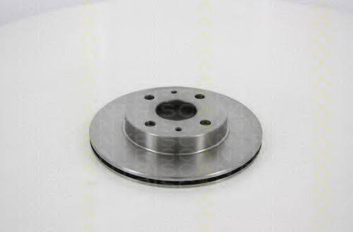 TRISCAN 812041110 Тормозной диск