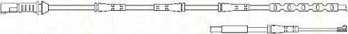 TRISCAN 811511061 Сигнализатор, износ тормозных колодок