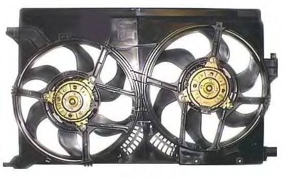 BERU LE568 Вентилятор, охлаждение двигателя