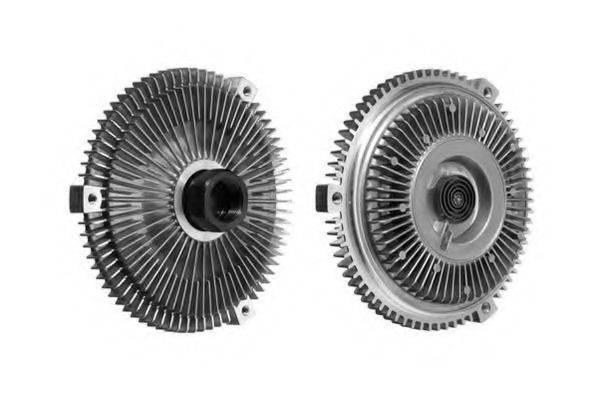 BERU LK007 Сцепление, вентилятор радиатора