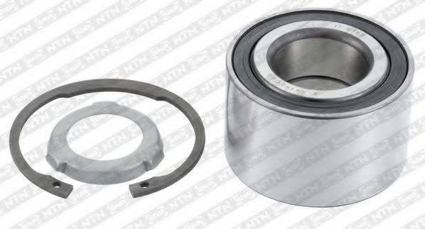 SNR R15012 Комплект подшипника ступицы колеса
