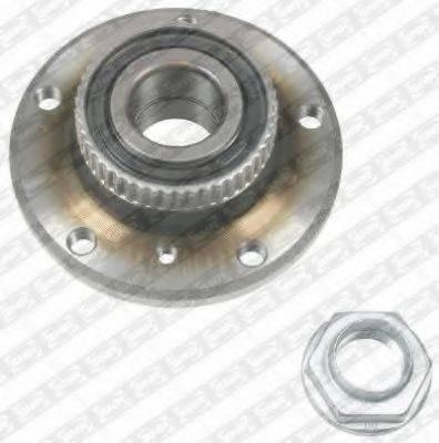 SNR R15022 Комплект подшипника ступицы колеса