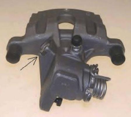 PAGID 76429 Тормозной суппорт