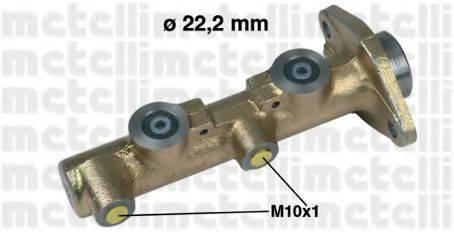 METELLI 050046 Главный тормозной цилиндр