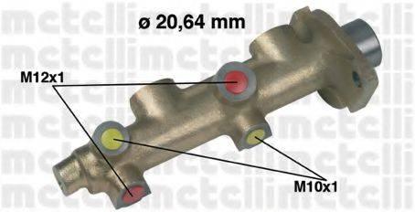 METELLI 050116 Главный тормозной цилиндр