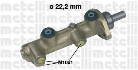 METELLI 050127 Главный тормозной цилиндр