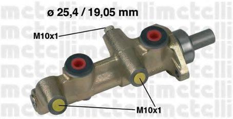 METELLI 050174 Главный тормозной цилиндр