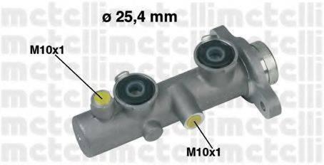 METELLI 050249 Главный тормозной цилиндр