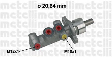 METELLI 050416 Главный тормозной цилиндр