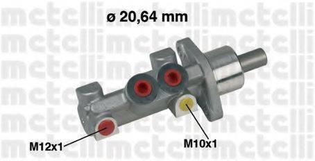 METELLI 050420 Главный тормозной цилиндр