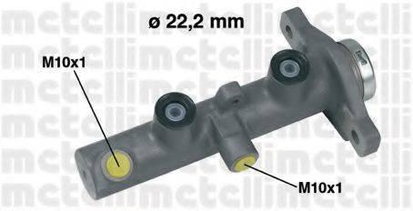 METELLI 050430 Главный тормозной цилиндр