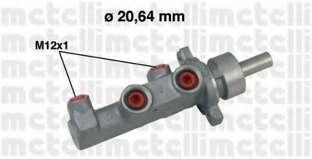 METELLI 050524 Главный тормозной цилиндр