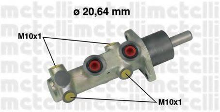 METELLI 050525 Главный тормозной цилиндр