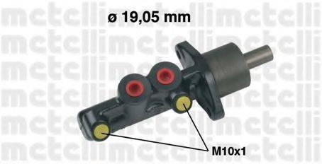 METELLI 050583 Главный тормозной цилиндр