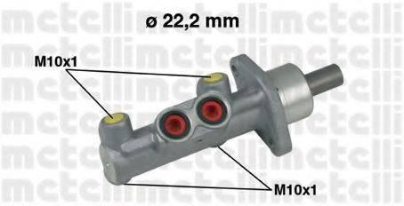 METELLI 050637 Главный тормозной цилиндр