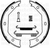 METELLI 530017K Комплект тормозных колодок, стояночная тормозная система