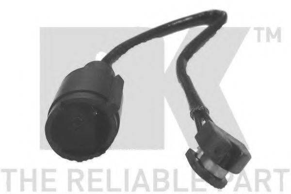 NK 280008 Сигнализатор, износ тормозных колодок