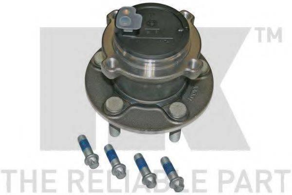 NK 764820 Комплект подшипника ступицы колеса