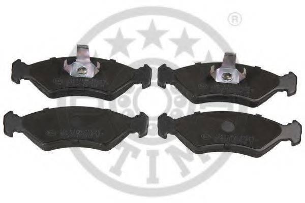 OPTIMAL 10099 Комплект тормозных колодок, дисковый тормоз