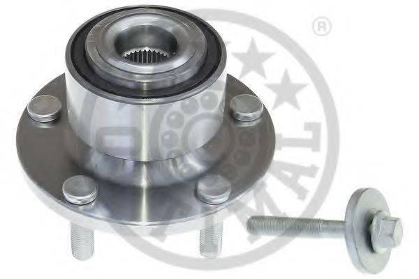 OPTIMAL 301667 Комплект подшипника ступицы колеса