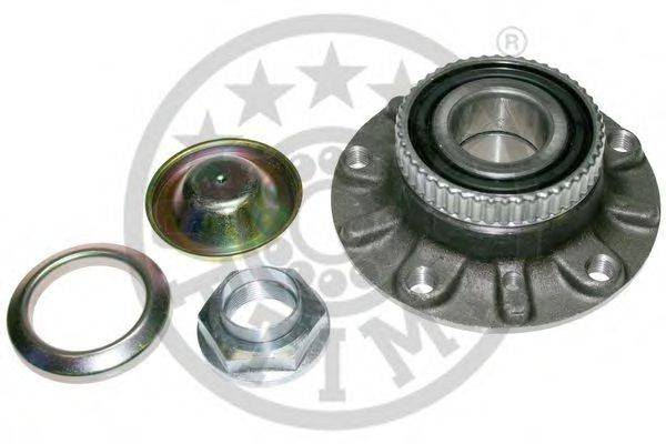 OPTIMAL 501136 Комплект подшипника ступицы колеса