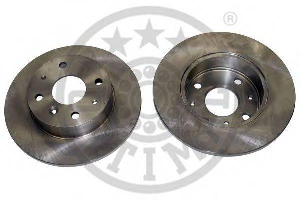 OPTIMAL BS3630 Тормозной диск