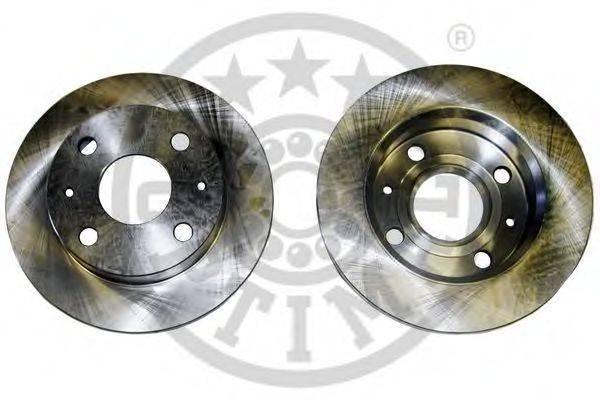 OPTIMAL BS8112 Тормозной диск