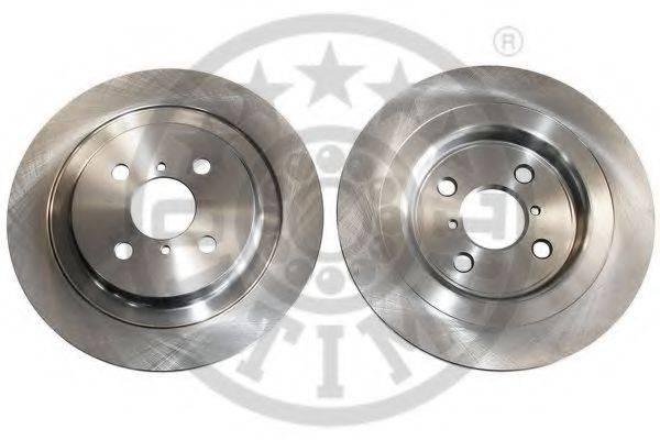 OPTIMAL BS8538 Тормозной диск