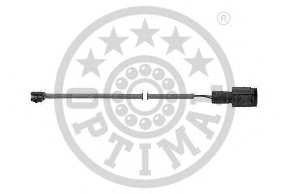 OPTIMAL WKT50165K Сигнализатор, износ тормозных колодок
