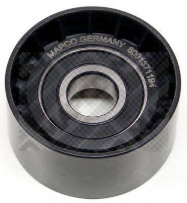 MAPCO 23171 Паразитный / ведущий ролик, поликлиновой ремень