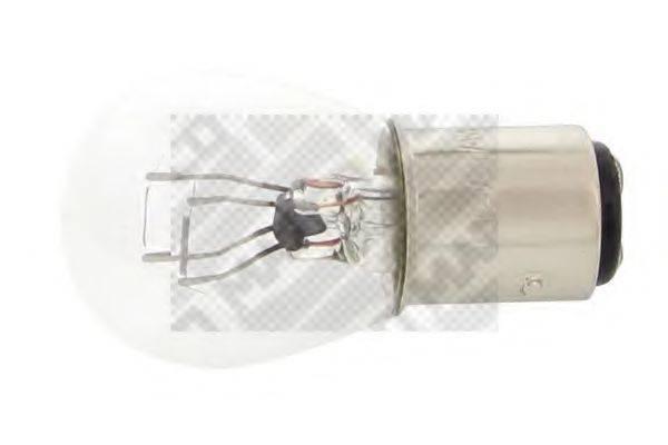 MAPCO 103240 Лампа накаливания, фара заднего хода