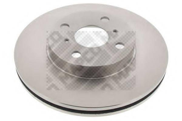MAPCO 25232 Тормозной диск