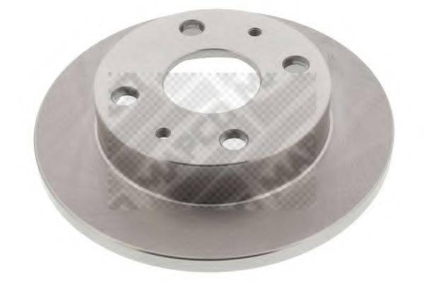 MAPCO 25505 Тормозной диск