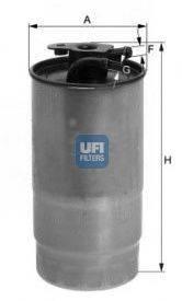 UFI 2442700 Топливный фильтр